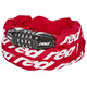 Red Cycling Products Secure Chain lucchetto per bici resettable rosso